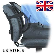 office chair back support. Perfect Support Image Is Loading BackSupportLumbarCushionPainReliefCarSeat In Office Chair Back Support O