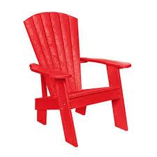 c r plastic s generation c09 01 adirondack chair red outdoor seating adirondack loading
