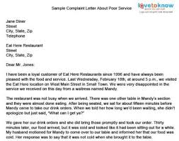 complaint letter for poor product service how write claim  complaint letter for poor product service how write claim defective home design idea inspiration and interiors