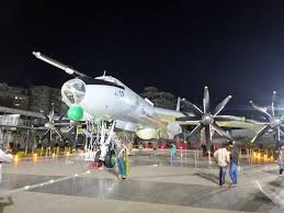 TU 142 Aircraft Museum
