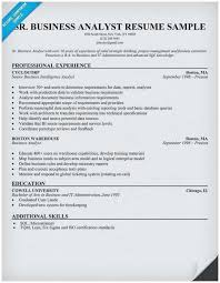 Sample Analyst Resume Sample Resume For Business Analyst In Banking Domain Outstanding