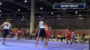 Alexa Washington Basketball Highlights - USJN Nationals - YouTube