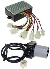 razor mx650 dirt rocket electric dirt bike parts speed controller and throttle kit for all versions of the razor® dirt rocket mx650 electric dirt bike