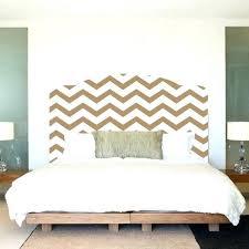 headboard stickers walls headboard sticker chevron stripe wall decal headboard wall decal by bed headboard stickers