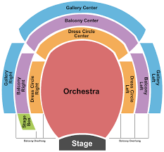 Pac Milwaukee Seating Chart Harold Miossi Hall At Christopher Cohan Performing Arts