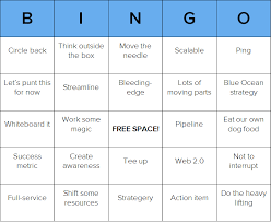 buzzword bingo generator ready to play some business babble bingo free customizable bingo