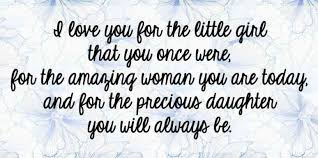 Beautiful Quotes For A Daughter Best Of 24 Best Mother Daughter Quotes For Mother's Day And Every Other Day