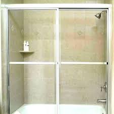 sliding shower door repair parts