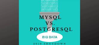 Postgres Vs Mysql Mysql Vs Postgresql 2019 Showdown Nethosting