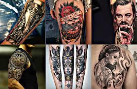 стили татуировок часть 1 вконтакте