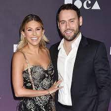Scooter Braun and wife Yael Cohen Braun ...