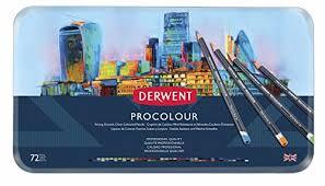 Derwent Procolour Lightfast Chart Derwent Procolour Review The Art Gear Guide