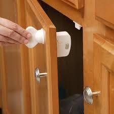 Prime Members Safety 1st Magnetic Cabinet Locks 8 Locks 1 Key