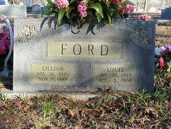 Louis Cantrell Ford (1919-1974) - Find A Grave Memorial