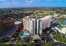 a bird s eye view of anaheim marriott suites