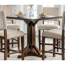 square kitchen dining room tables at overstock our best dining room bar furniture deals