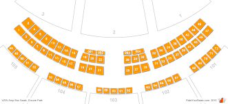 Ameris Bank Amphitheatre Box Seats Rateyourseats Com