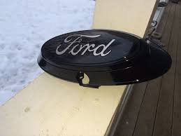 27 best f150 mods images on pinterest ford trucks, truck Matching Ford 2016 F350 Camera Wires To Hillsboro Wiring Diagram 2009 2014 ford trucks camera emblem & bezel by customizedemblems