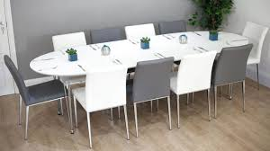 10 seater round dining table be black bright