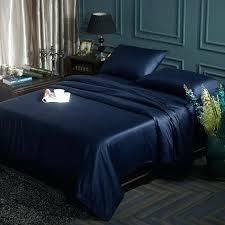 navy blue bed set solid color navy blue bedding set on duvet cover bed sheet pillowcase navy blue bed set