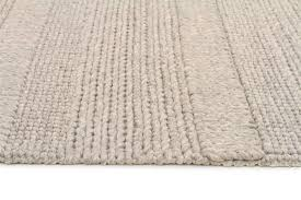 cable grey floor rug