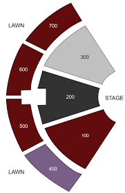 Freedom Hill Seating Chart Freedom Hill Amphitheater Sterling Heights Mi Seating