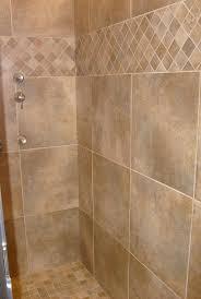 brick tile shower ideas