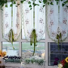 Kitchen Shades And Curtains Online Get Cheap Roman Shades Windows Aliexpresscom Alibaba Group