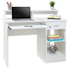 computer desktop furniture. Best Choice Products Computer Desk Home Laptop Table College Office Furniture Work Station - White Walmart.com Desktop