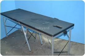 massage table and chair. BATTLE CREEK 041/042 Portable Massage Table / Chair For Sale And