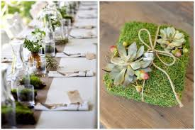 Moss Balls Wedding Decor Simple A Green Affair Decorating With Moss Peony Events