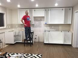 Installing Ikea Kitchen Cabinets Kitchen Design Best Home Design Ideas Magnificent Assembling Ikea Kitchen Cabinets