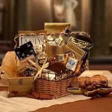 chocolate treres gourmet gift basket