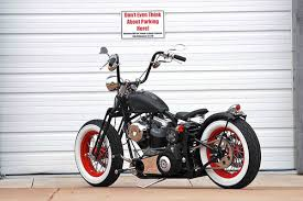 old skool bobber with apes bobbers choppers and harley davidson
