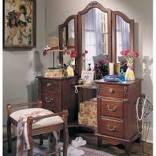 antique vanity set furniture. antique treasures bedroom vanity set furniture n