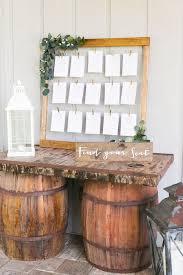 Wedding Seating Chart Display Ideas Rustic Wedding Seating Chart Display Ideas Emmalovesweddings
