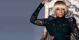<b>Mary J Blige</b>: Official Site