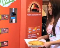 Lets Pizza Vending Machine Impressive YellTaleA Place For Fun Fine Articles 'Let's Pizza' A Pizza