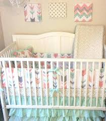 c and grey nursery bedding mint and gray nursery baby bedding crib set c mint peach c and grey nursery bedding