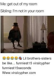 Me Get Out Of My Room Sibling I'm Not In Your Room 😂😂😂😂🎯 Lil Extraordinary Uff I Have No Sister I Need A Sister