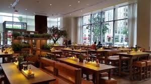 reston town center restaurants brunch. vapiano: very spacious seating reston town center restaurants brunch