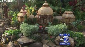 annual holiday train show at new york botanical garden is bigger and better than ever