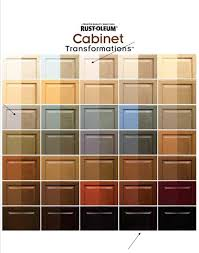 Refinish Kitchen Cabinets Kit Painting Kitchen Cabinets Darker Color Rust Oleum Transformations