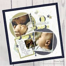 Storytime Collection by Creative Memories with Noreen Smith | Scrapbooking  layouts baby, Creative memories, Creative memories scrapbooking