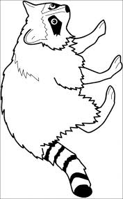 Small Picture Get This Raccoon Coloring Pages Free Printable 80226