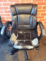 office chair reupholstery. Office Chair Reupholstery Decoration Popular How To Reupholster An The  Mermaid S Den 500×667 Office Chair Reupholstery