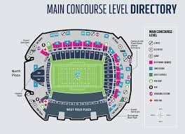 Volcanoes Stadium Seating Chart 45 Surprising Ford Field Suites Chart
