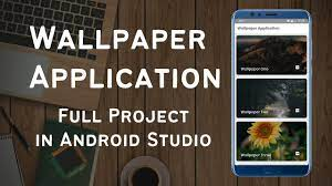 Create Wallpaper Application In ...
