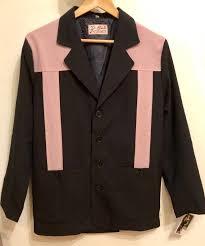 50s men s jackets jackets leather er gaberdine vintage 1950s style lightweight