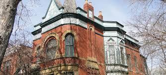 historic architecture in ukrainian village chicago